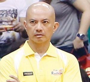 Congressman Yeng Guiao