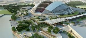 The Singapore Sports Hub